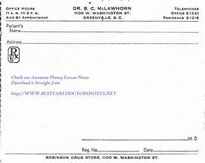 fake doctors note template 27 free word pot pdf With fake dr note templates