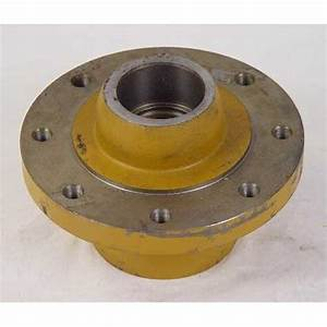 Case 580ck  580b 2wd Front Axle Hub  8 Holes
