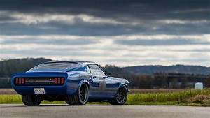 Ringbrothers Uses A 1969 Ford Mustang Mach 1 To Create UNKL | Motorious