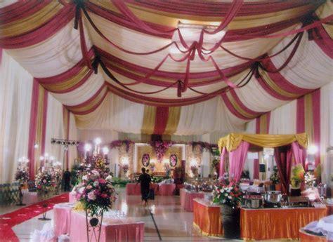 10 Contoh Dekorasi Tenda Pernikahan Di Rumah Terbaru