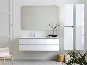Kit Salle De Bain : nos id es avec des meubles de salle de bains design elle ~ Dailycaller-alerts.com Idées de Décoration