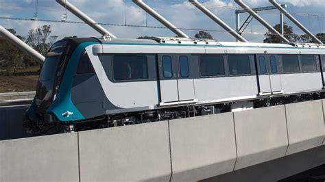 Driverless Train Runs Full Length Of New Sydney Line Ahead