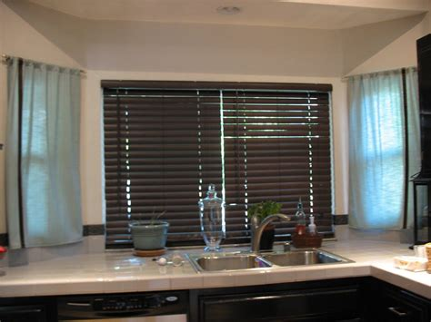 Target Blackout Curtains Smell by Wooden Blinds For Kitchen Windows Window Treatments
