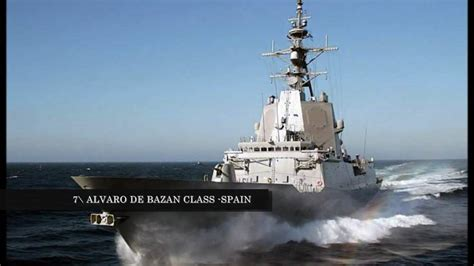 top   warships destroyers frigates  future