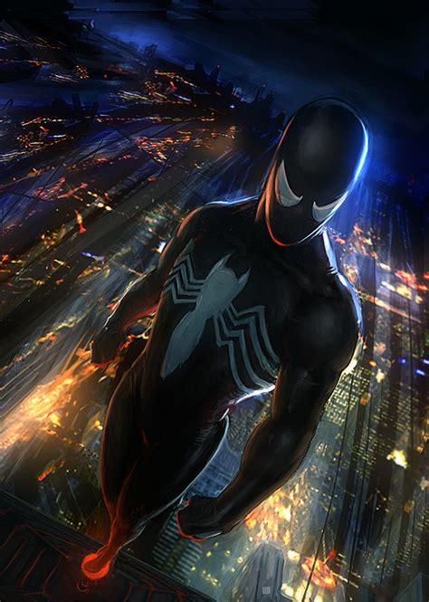 Spiderman Black Suit By Memed On Deviantart