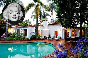 Marilyn Monroe's Former House in Brentwood For Sale