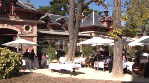 restaurant jardins de bagatelle 224 paris en vid 233 o