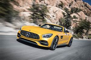 Mercedes-amg, Gt, C, Roadster, Review