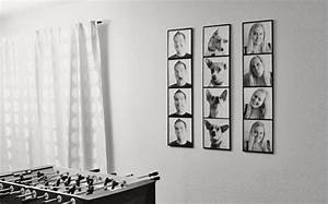 Make large format wall art from engineering prints how