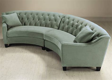 tufted ottoman curved tufted sectional sofa 750 in dfw metroplex