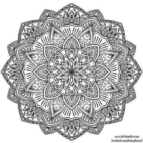 Mandala Images Krita Mandala 30