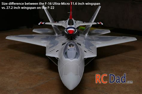 F 16 Rc Plane Ultra Micro Ducted Fan Jet Rcdad Com