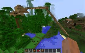 Rainforest Biome House Minecraft
