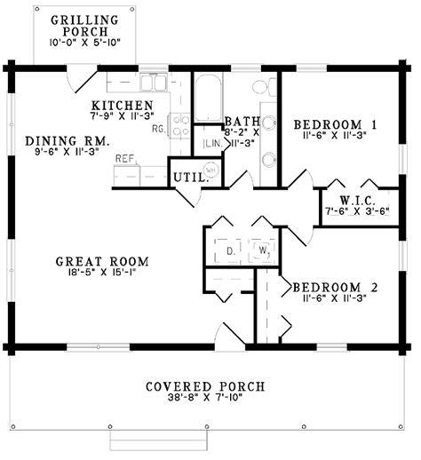2 bedroom cottage plans 2 bedroom cabin kits 2 bedroom cabin house plans 2