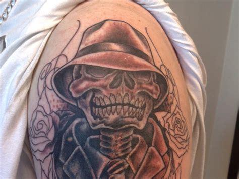 gangsta tattoos  tough guys