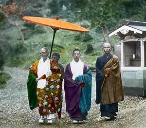 Color Photos of Life in Japan in the Late 19th Century ~ vintage everyday