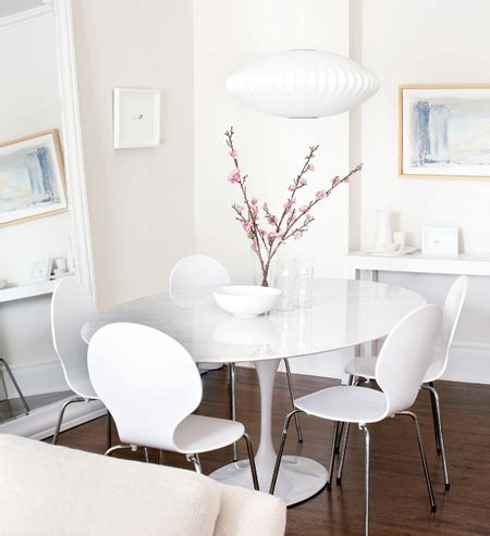 stylish dining tables for narrow spaces modern