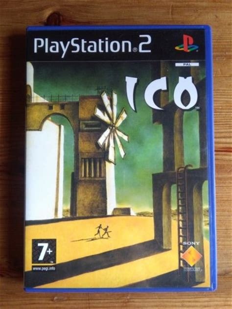 Ico Playstation 2 Ps2 Rare And Complete For Sale In
