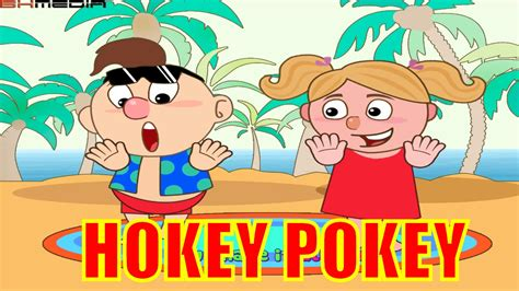 hokey pokey lyrics nursery rhyme  lyrics  actions