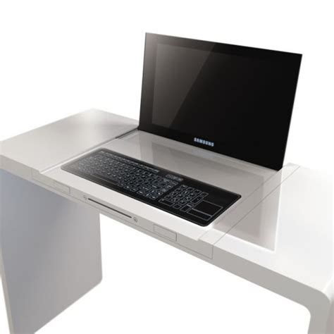 bureau pc design ordinateur bureau design hype