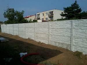 Betonové ploty liberec