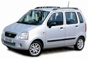 Suzuki Wagon R : suzuki wagon r estate review 2000 2007 parkers ~ Gottalentnigeria.com Avis de Voitures