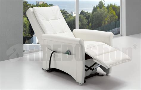 Poltrona Relax Massaggiante Viola By Spazio Relax Poltrone
