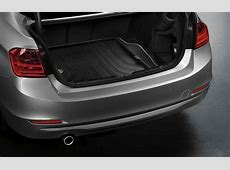 BMW Genuine Fitted Protective Car Boot Cover Liner Mat F30