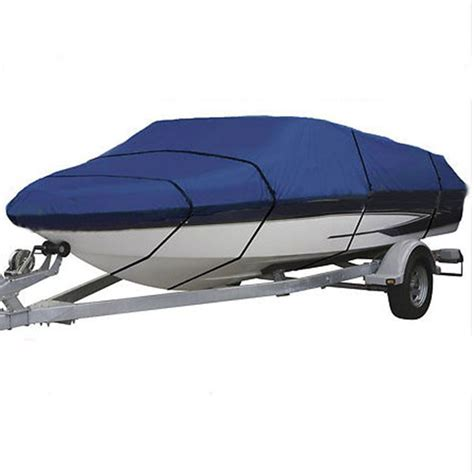 Boat Covers Trailerable Waterproof by Suit For 11 12 13 V Hull Fish Ski Boat Cover Waterproof