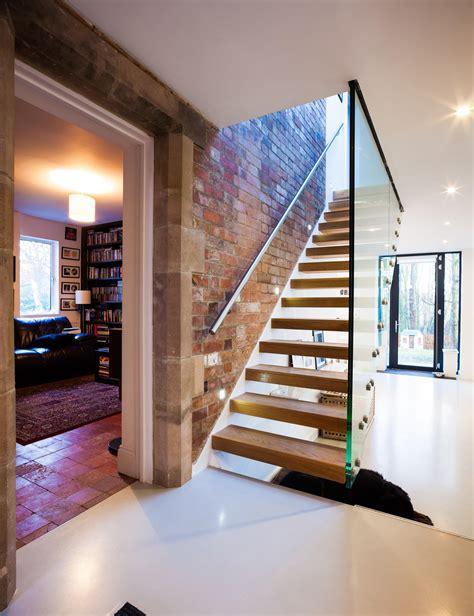 Wandgestaltung Flur Mit Treppe by Wandgestaltung Flur M 246 Bel Farbe Deko Richtig W 228 Hlen Within