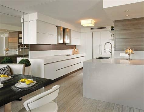 cuisine design luxe plan de cuisine fonctionnelle 105 idées pratiques et utiles