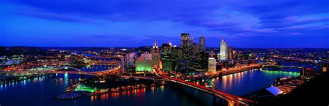Huge Panoramic Foto of USA Cities | High-Resolution Panorama of American Cities - Foto Gallery ...