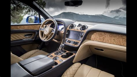 bentley bentayga  interior  exterior car news