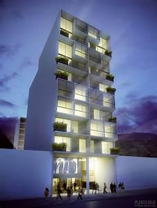 Edificio Los Patios  Construcci U00f3n De Edificios En