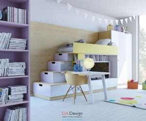 colorful kids rooms  plenty  playful style