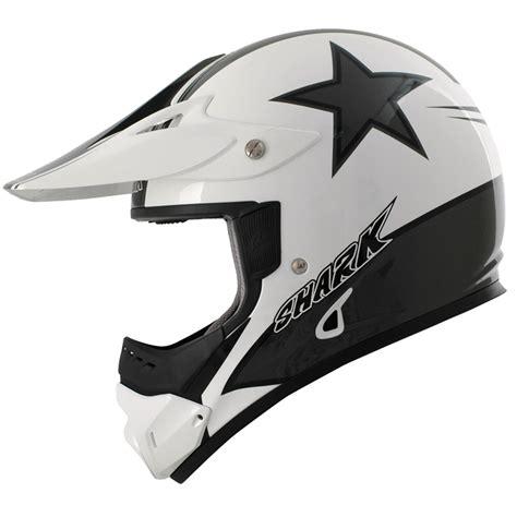 white motocross helmets shark sx1 astra mx enduro dirt bike off road moto x