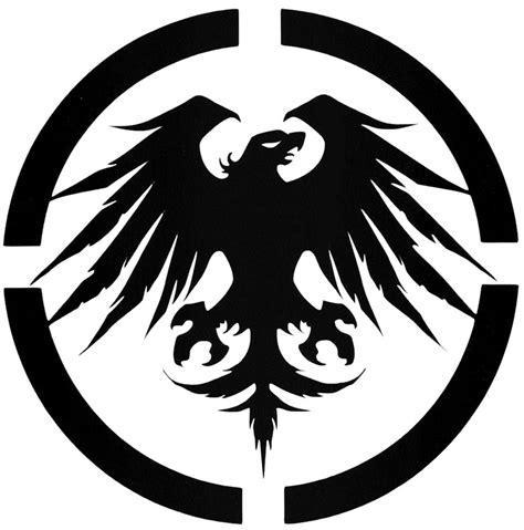 sticker black never summer logo eagle sticker black for sale at