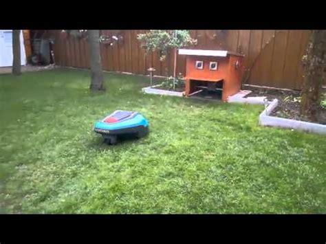 Gardena R70li Garage Automatisch Tor Verschließen Youtube