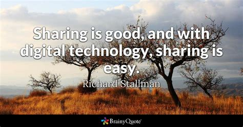 sharing  good   digital technology sharing