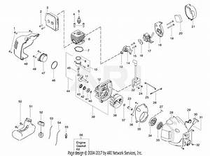 Poulan Te475 Gas Trimmer Parts Diagram For Engine