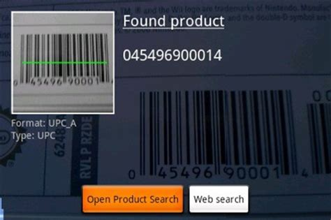 barcode scanner app for android scan barcodes for convenience with barcode scanner app