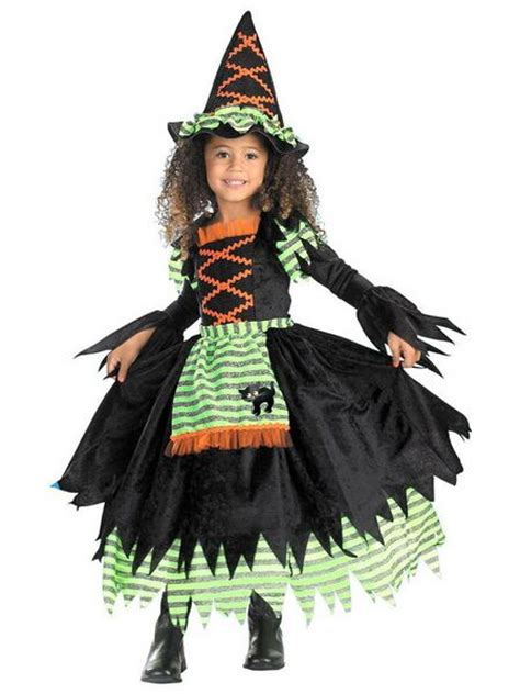 storybook witch kids halloween costume girls costume