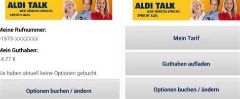 Aldi Talk Ersatz Sim Karte Aktivieren