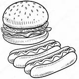 Cheeseburger Coloring Cheese Getcolorings Pages Mejores Printable sketch template