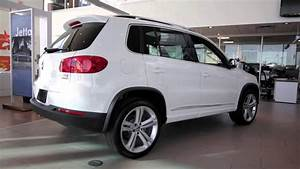 Tiguan R Line 2013 : 2014 vw tiguan r line vehicle review from youtube ~ Medecine-chirurgie-esthetiques.com Avis de Voitures
