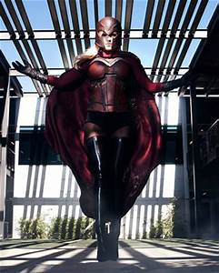Magneto Cosplay by Jessica Nigri Makes Evil Not Look So ...