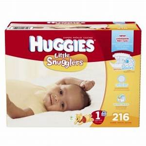 STOCK UP on Huggies Diapers for as low as $0.10 per diaper ...