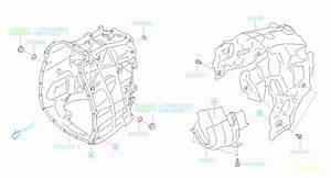2017 Subaru Outback Plug  Case  Converter  Transmission - 807018070