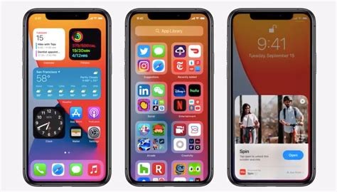 iOS 14 new features download instructions eligible