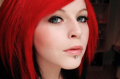 Lip Piercing Photos   Body Jewelry Review